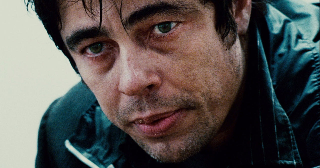 Benicio Del Toro landar roll i Guardians of the Galaxy