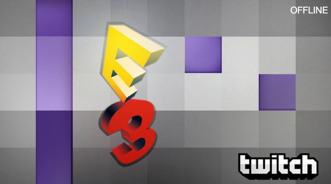Twitch.tv sänder direkt från E3