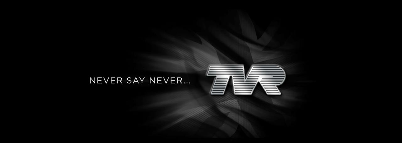 TVR återuppstår?