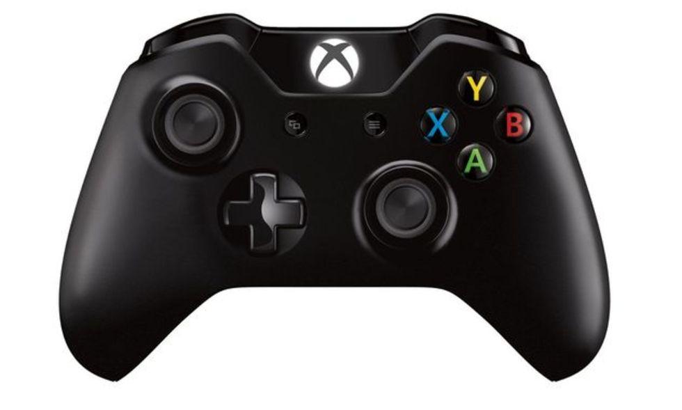Det här är Xbox One-kontrollen