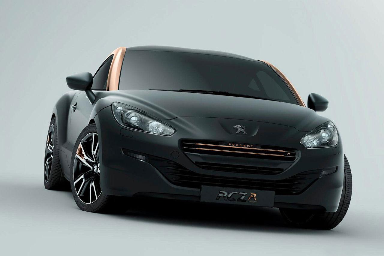 Peugeot RCZ R debuterar på Goodwood Festival of Speed