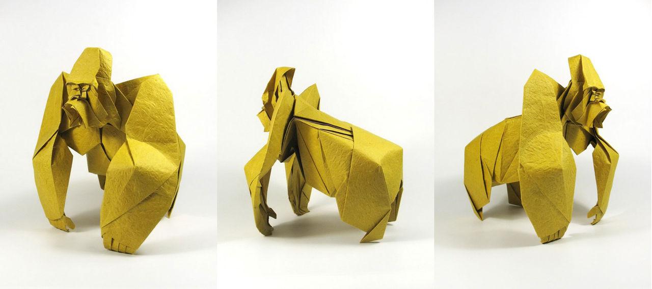 Imponerande origami