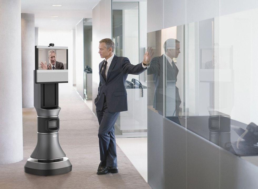 iRobot lanserar telepresence-robot