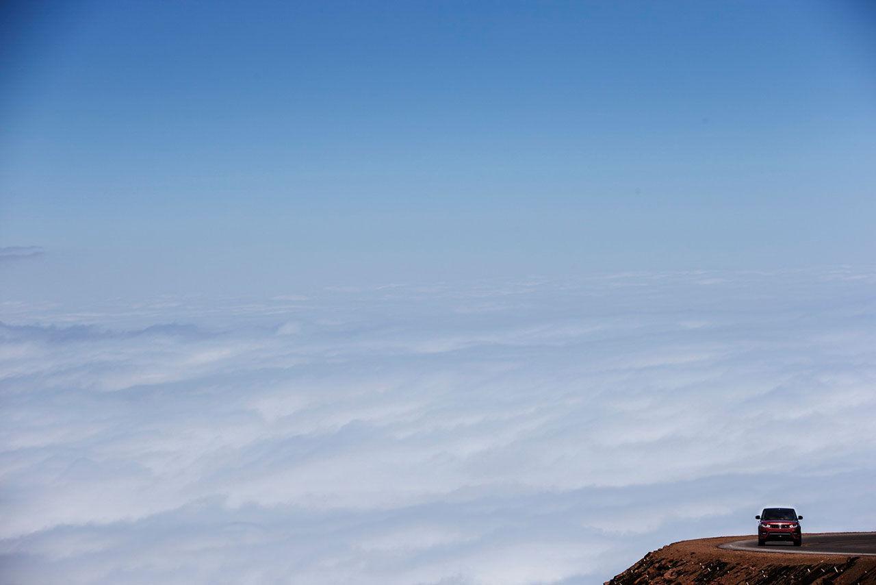 Range Rover Sport sätter nytt Pikes Peak-rekord