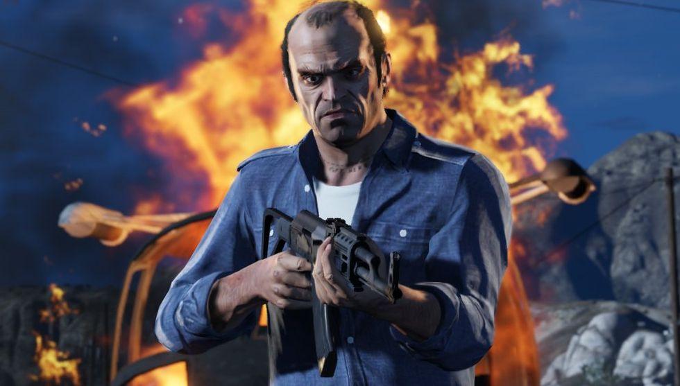 Nya bilder från GTA V