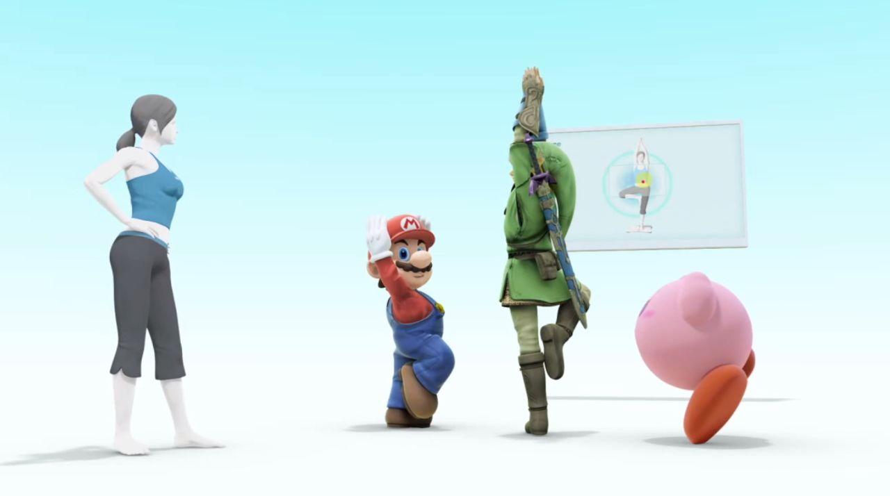 Mer info om nästa Super Smash Bros.
