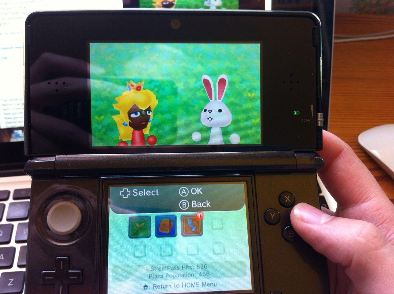 Ny systemuppdatering till 3DS