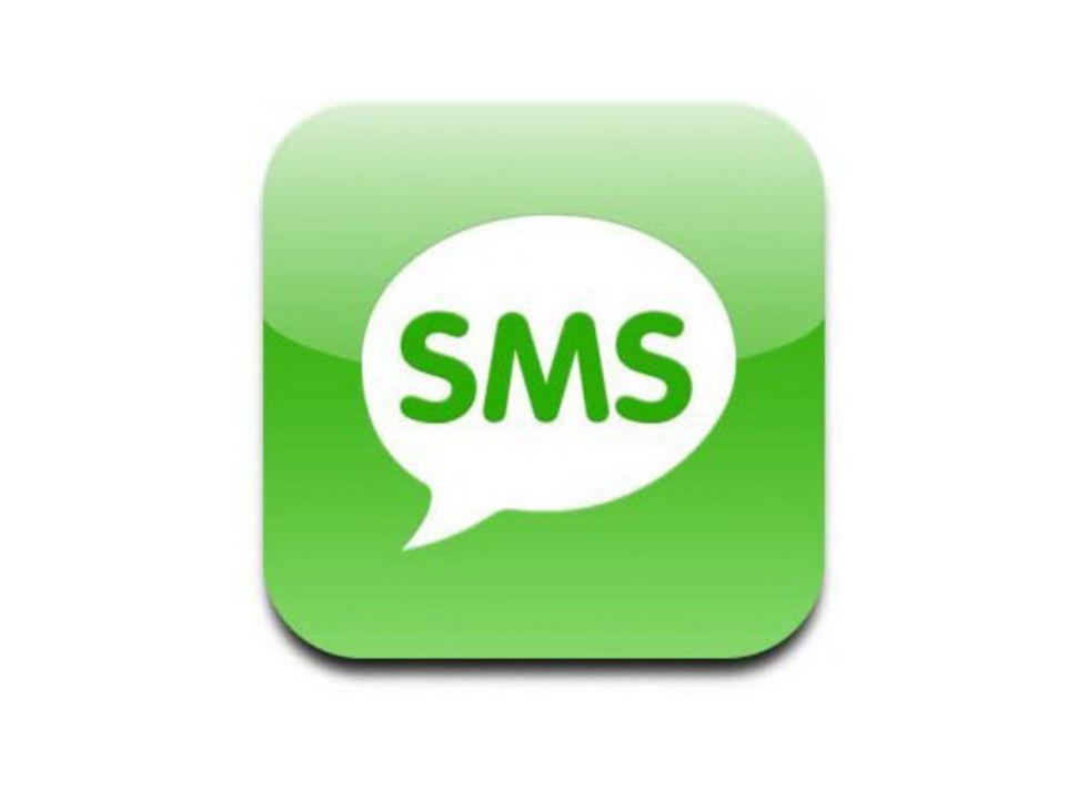 Vi skickar färre SMS