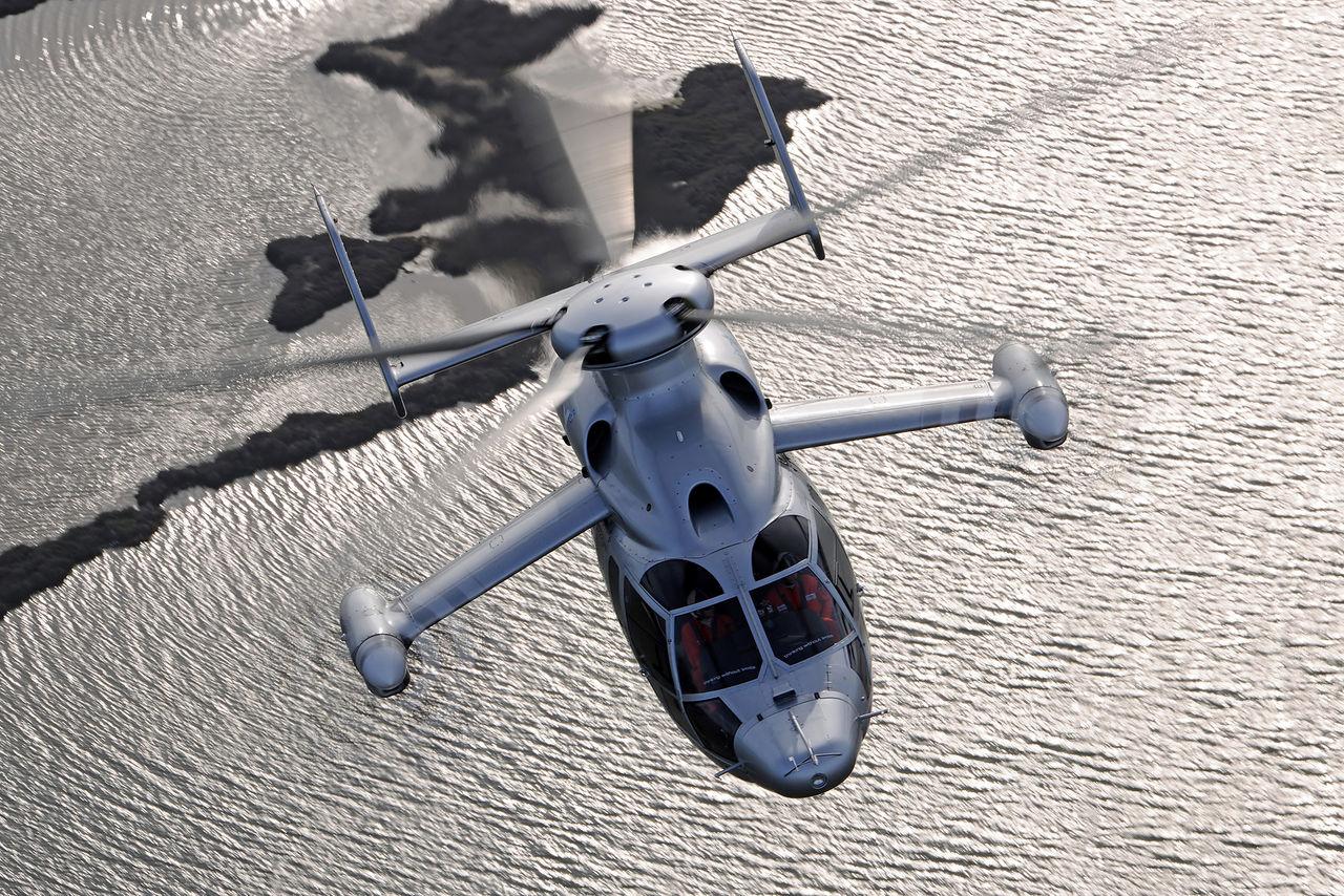 Världens snabbaste helikopter