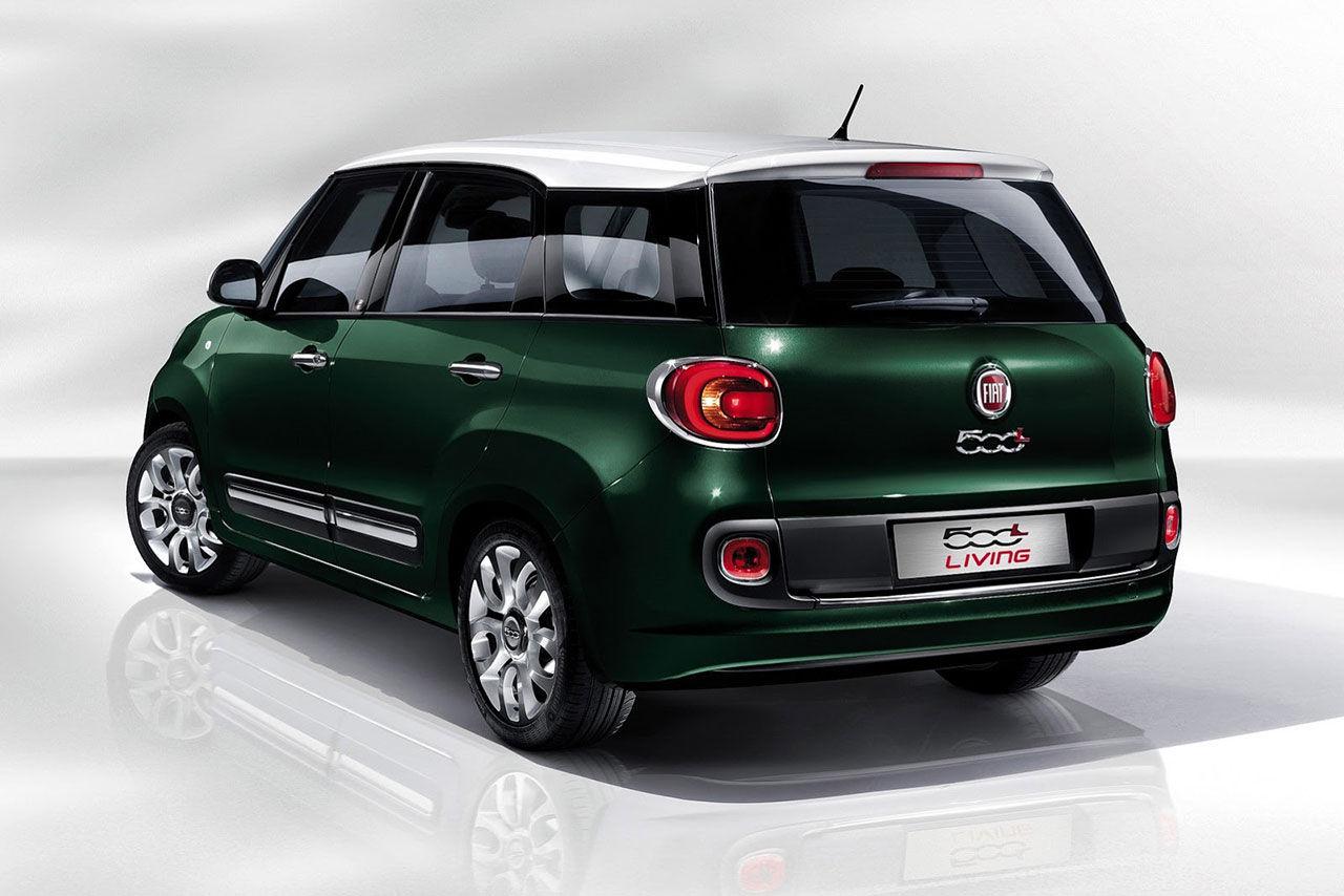 Fiat 500L växer ännu mer