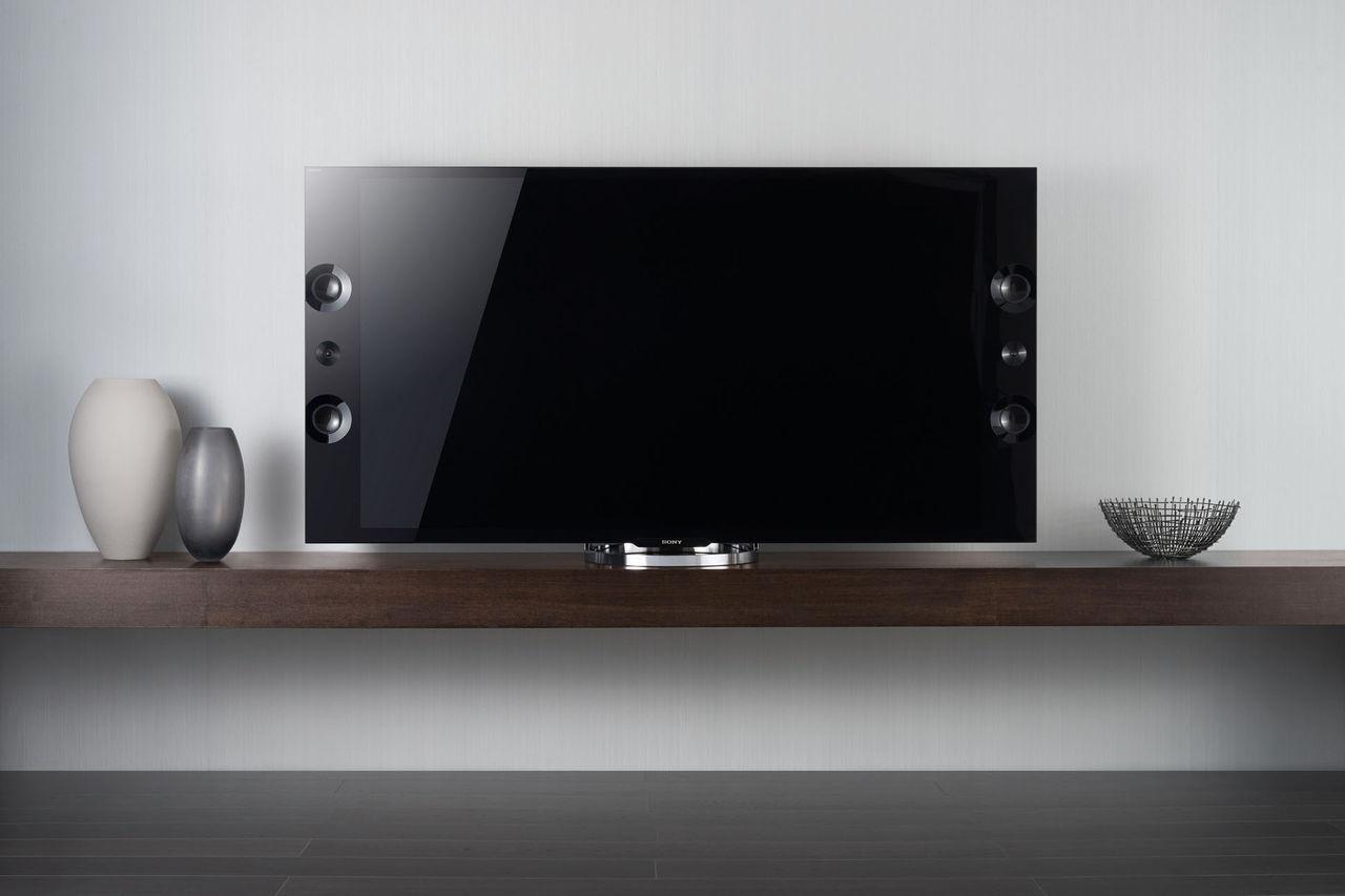 Sonys 4K-tv är nu här