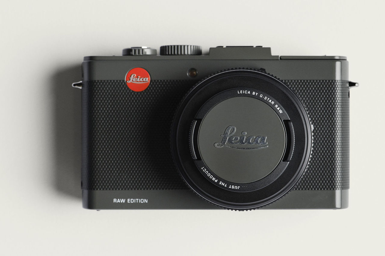 Leica D-LUX 6 G-Star RAW Edition