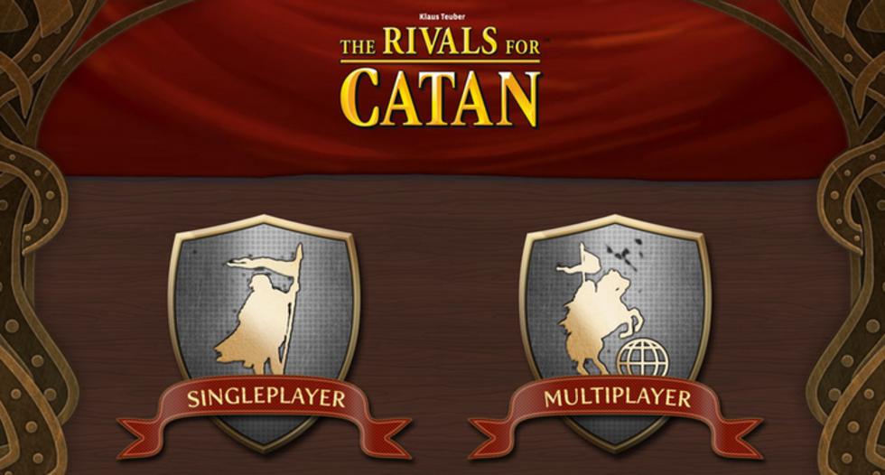 Det finns ett nytt Catan på App Store