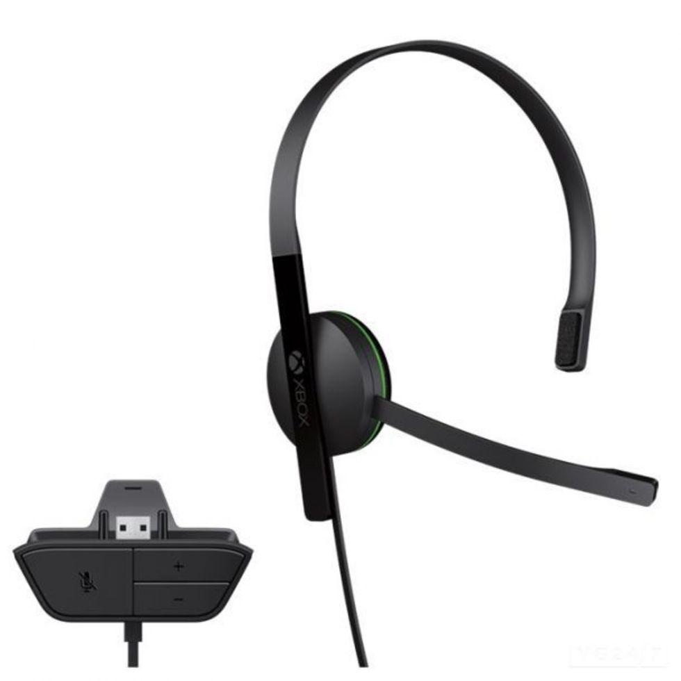Inget headset med Xbox One