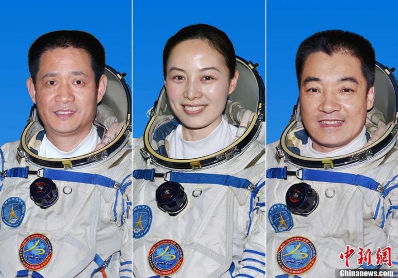 Kinas astronauter har landat på jorden igen