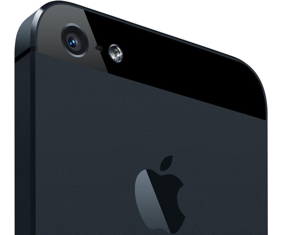 Nya kamerafunktioner i iOS 7