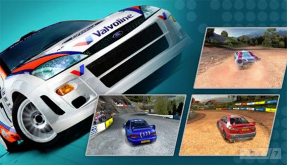 Colin McRae Rally kör in på App Store i natt