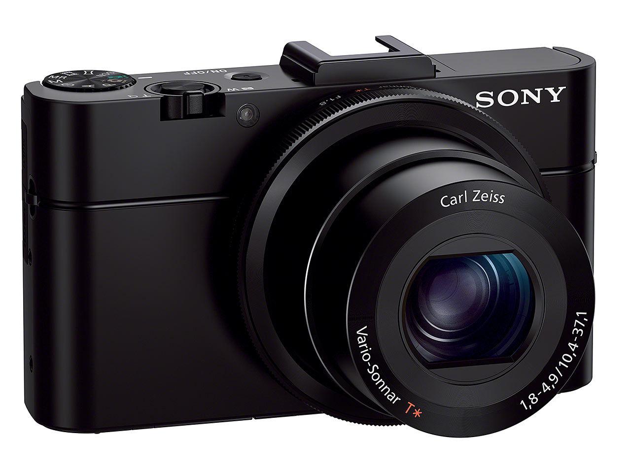 Nya kameror från Sony