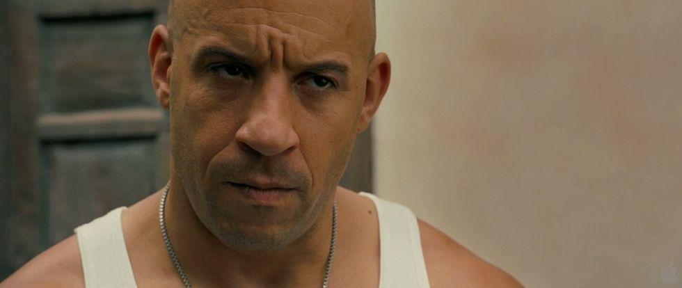 Vin Diesel i möte med Marvel