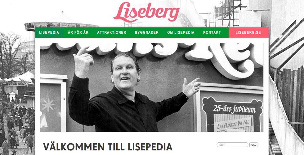 Liseberg genom tiderna