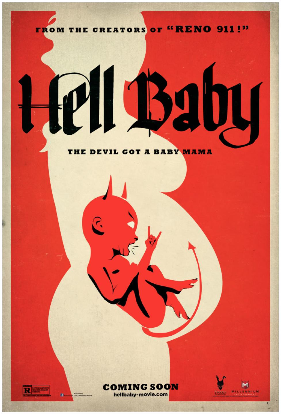 Trailer för Hell Baby