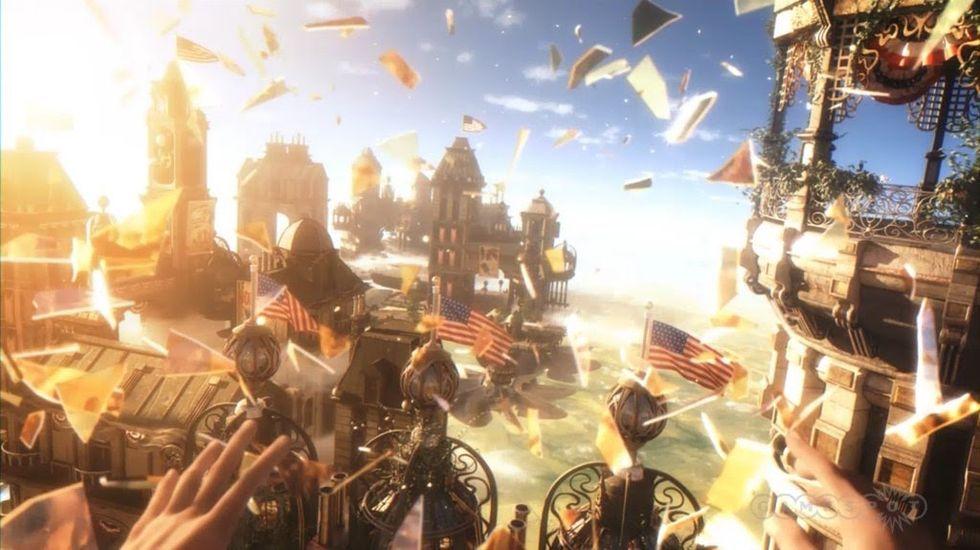 Information om DLC till Bioshock Infinite nästa månad