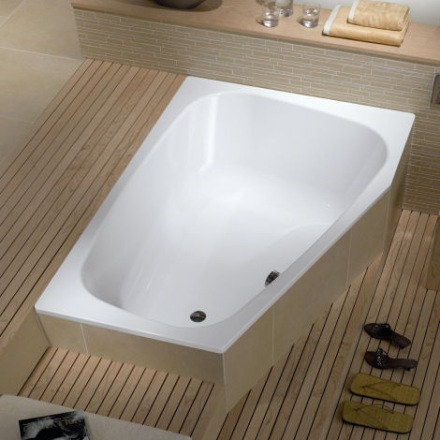 Plaza duo double bath r ett l ckert badkar f r tv g r badandet till en gemensam sak feber hem - Vasche da bagno su misura ...