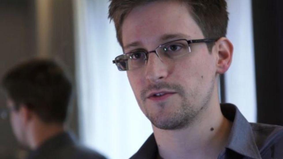 Film om Edward Snowden på gång