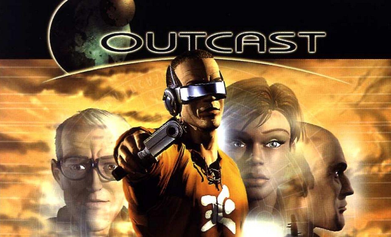 Outcast-rättigheter tillbaka till skaparna