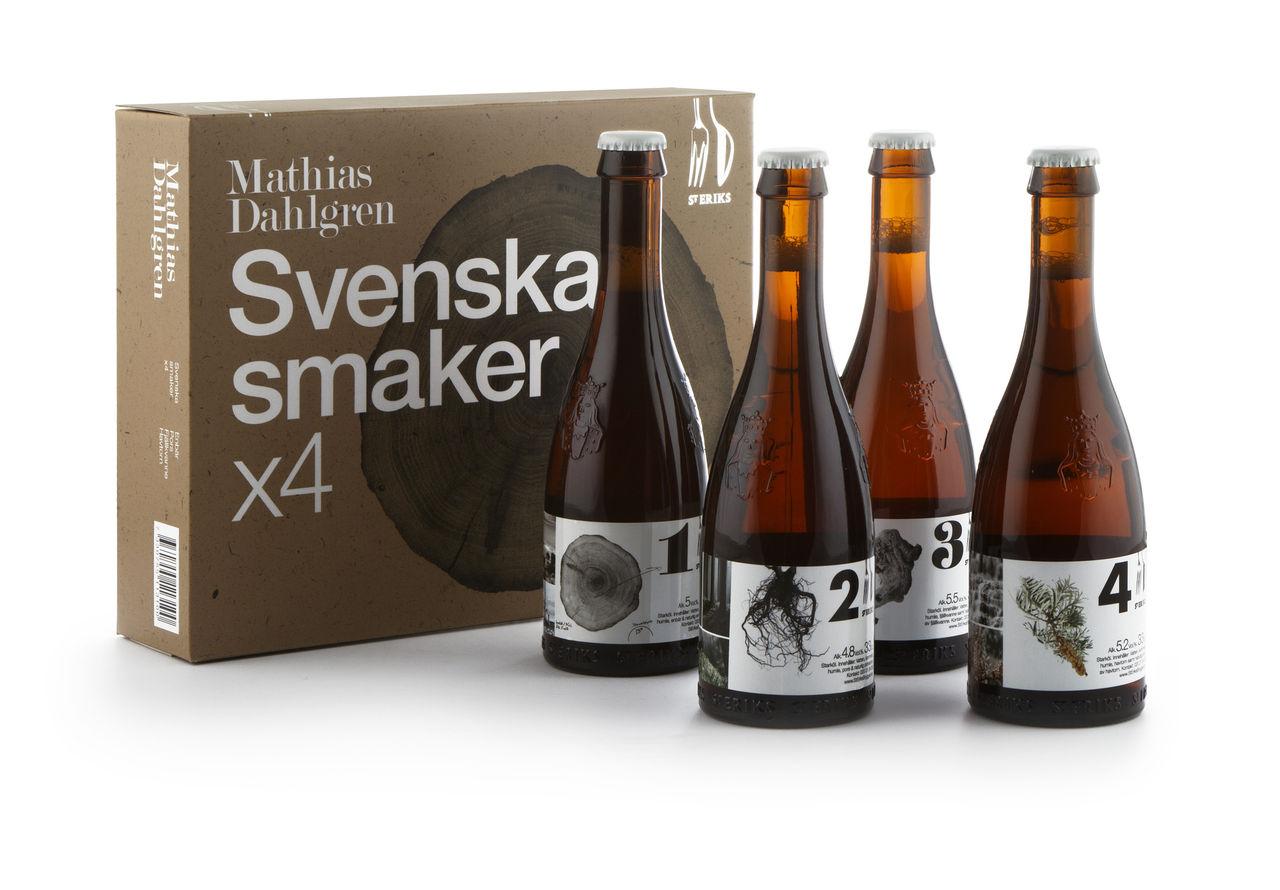 4 öl med smak av svensk sommar