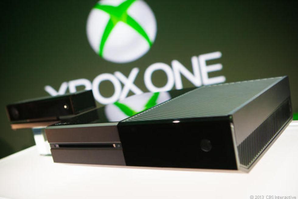 Xbox One kontrollerar ditt spelbeteende