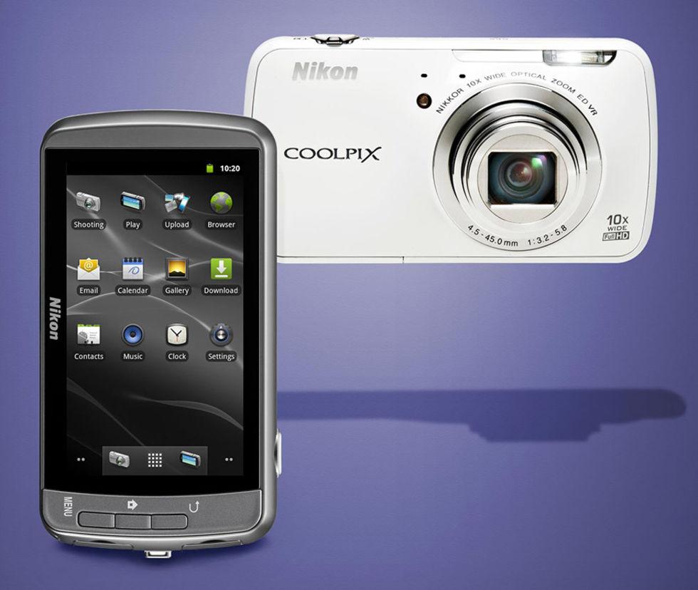 Smartphone från Nikon?