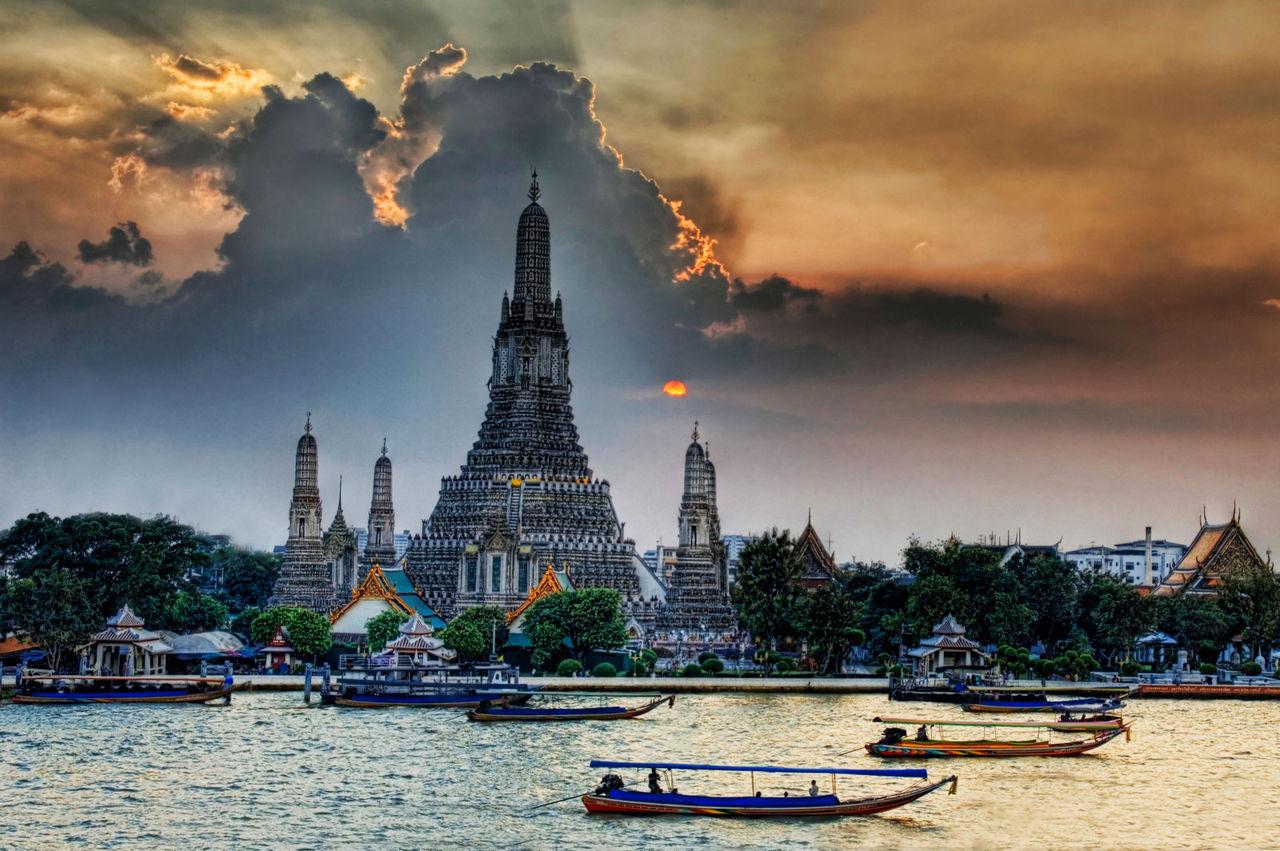 Bangkok har flest turister