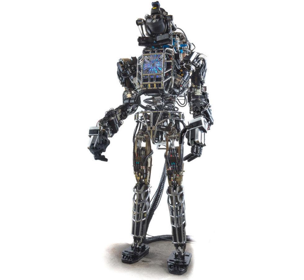 ATLAS - världens mest avancerade humanoida robot