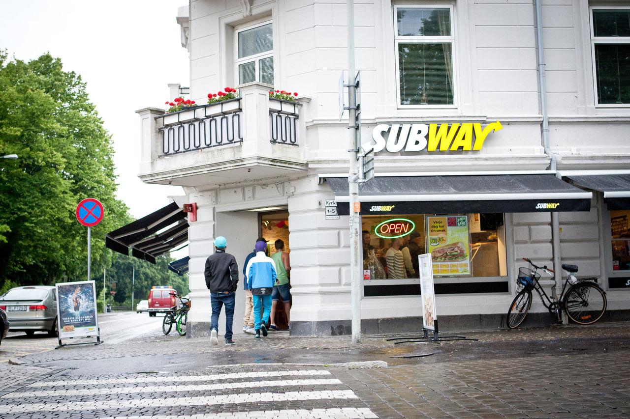 Subway är världens bästa franchisekedja