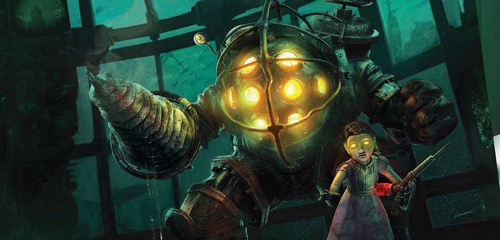 BioShock till Vita har ännu inte påbörjats