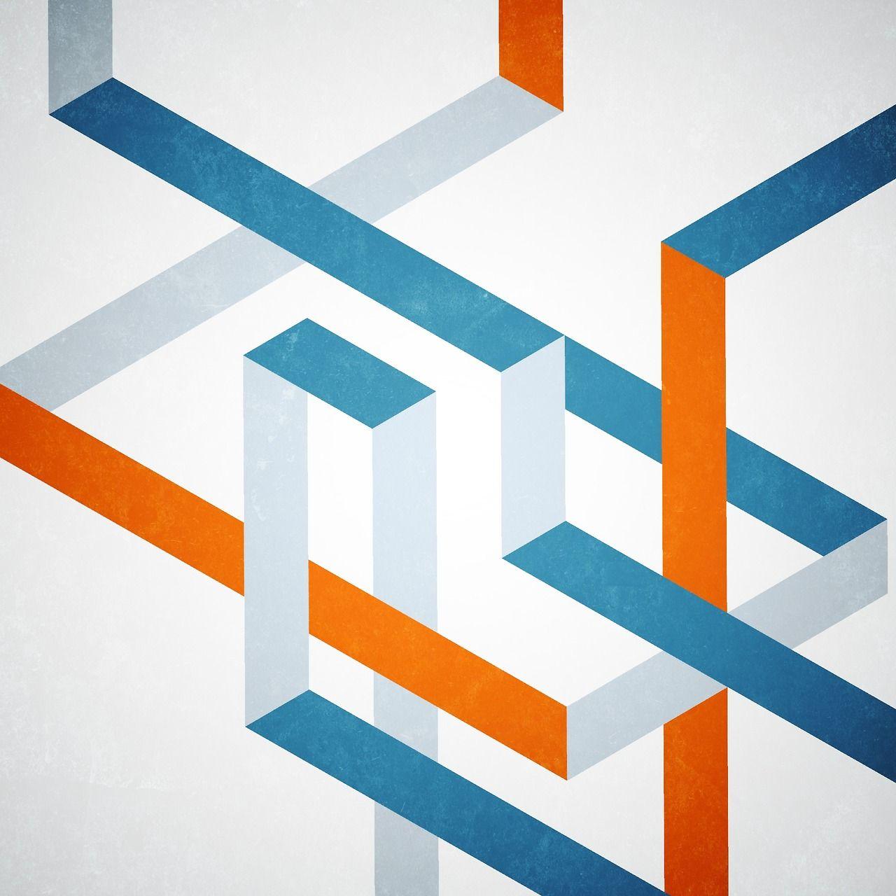 Isometric låter dig skapa illusioner