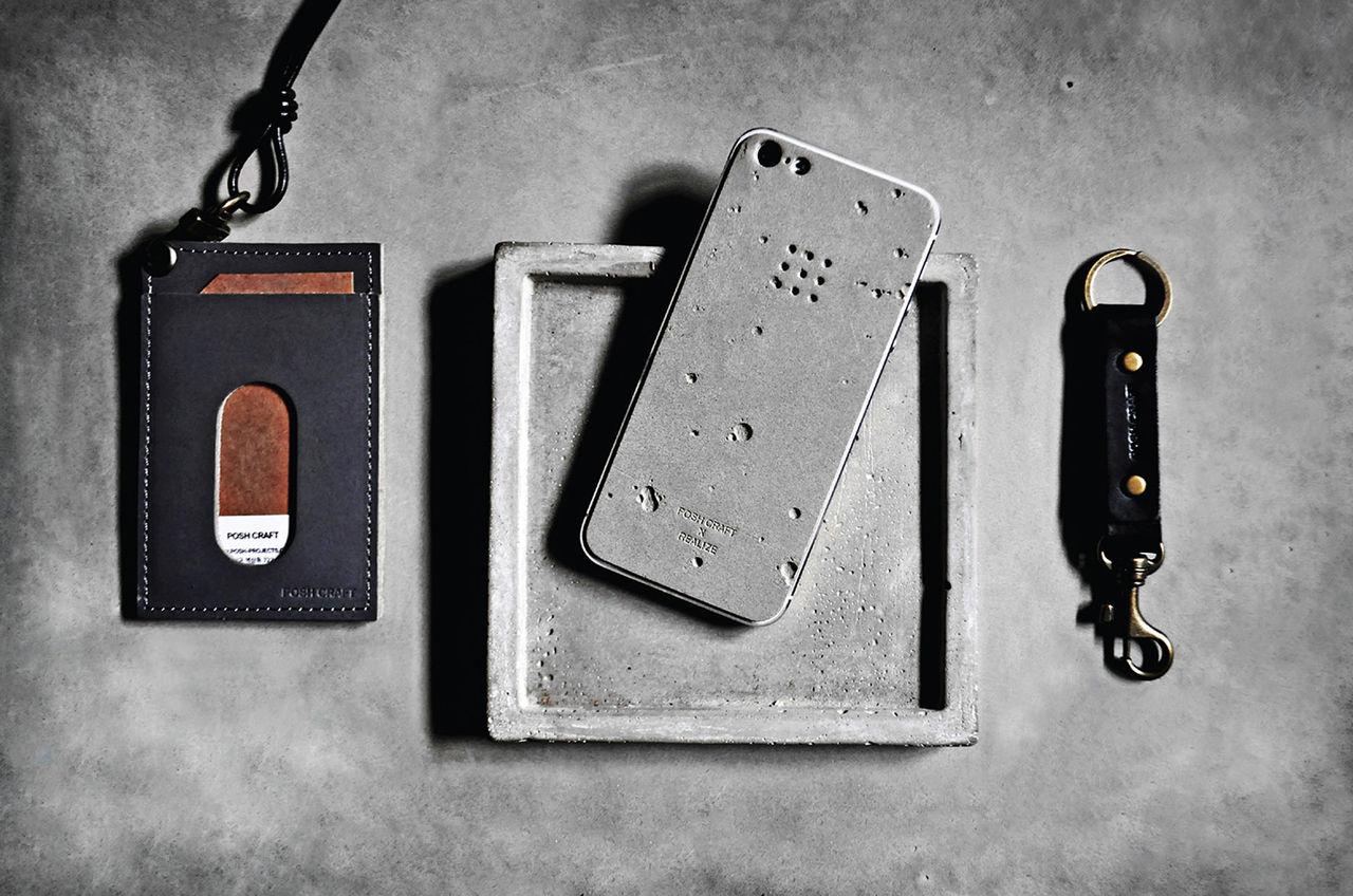 Betong-baksida till din iPhone