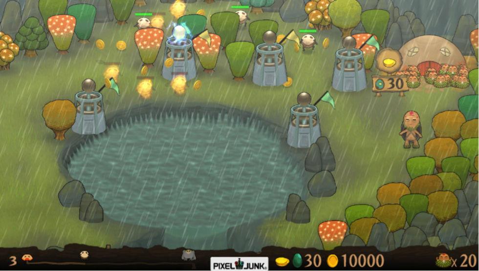 Släppdatum för PixelJunk Monsters: Ultimate HD