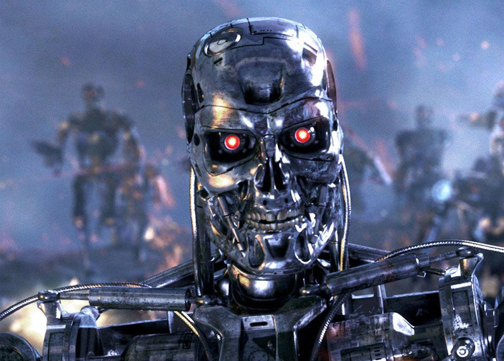 Roboten mer kraftfull an den forra