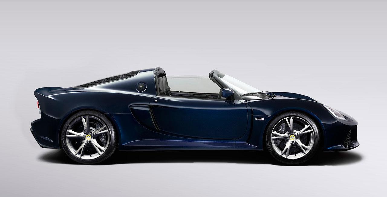 Lotus stoppar utvecklingen av nya modeller