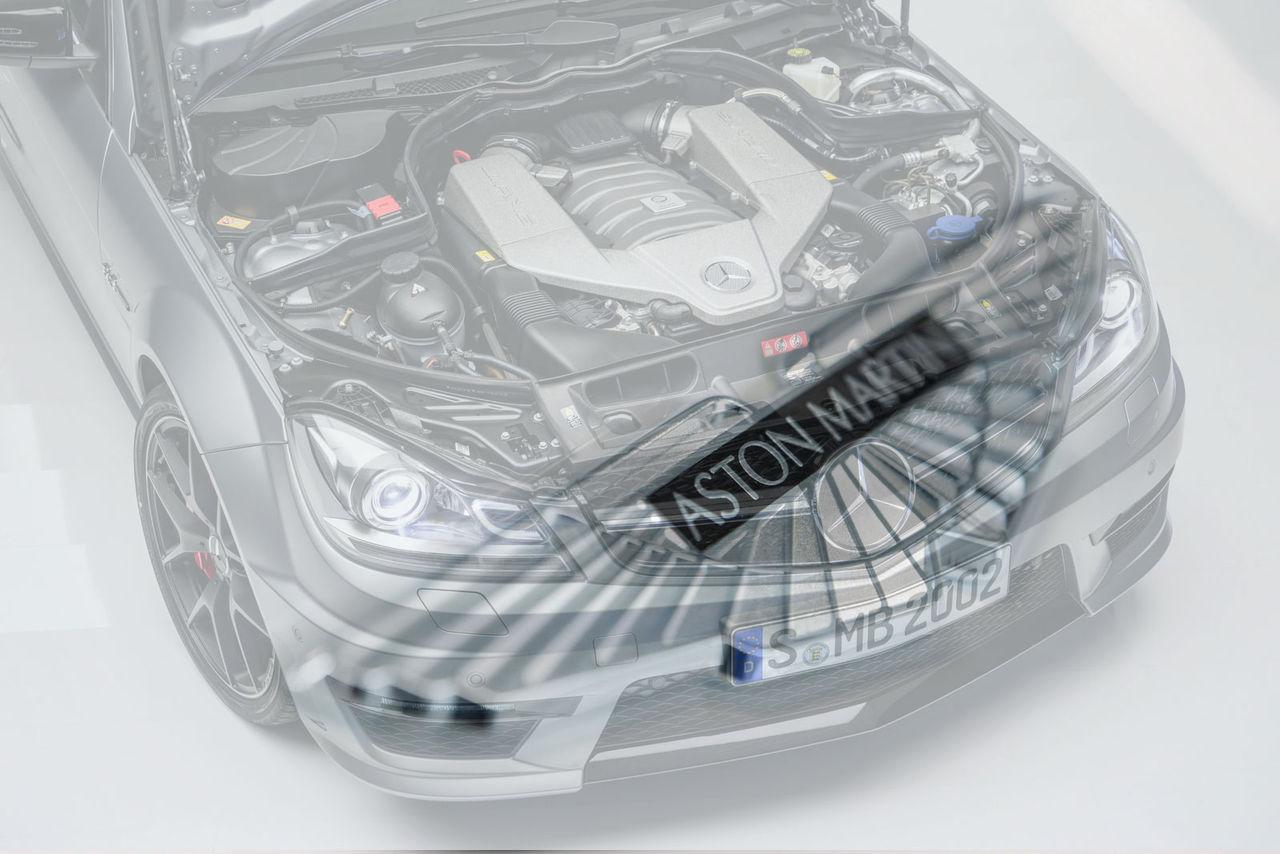Aston Martin och AMG ingår partnerskap