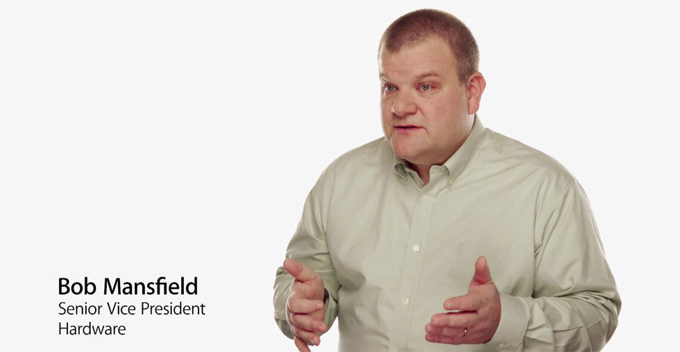 Bob Mansfield ej längre med i Apples ledning