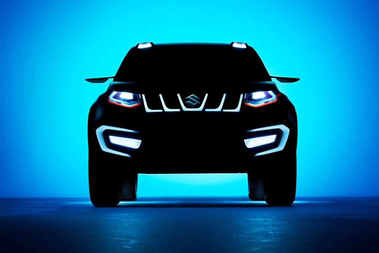 Kan Suzuki iV-4 vara nästa Vitara?