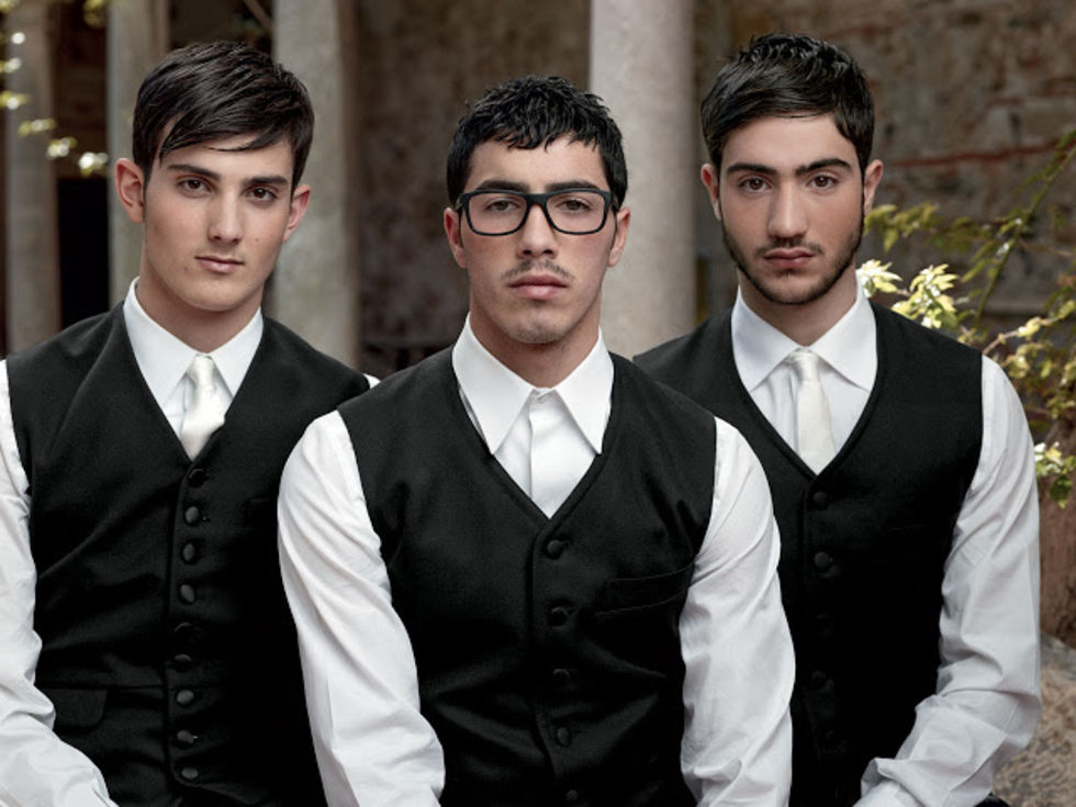 Dolce & Gabbana Vintervisning