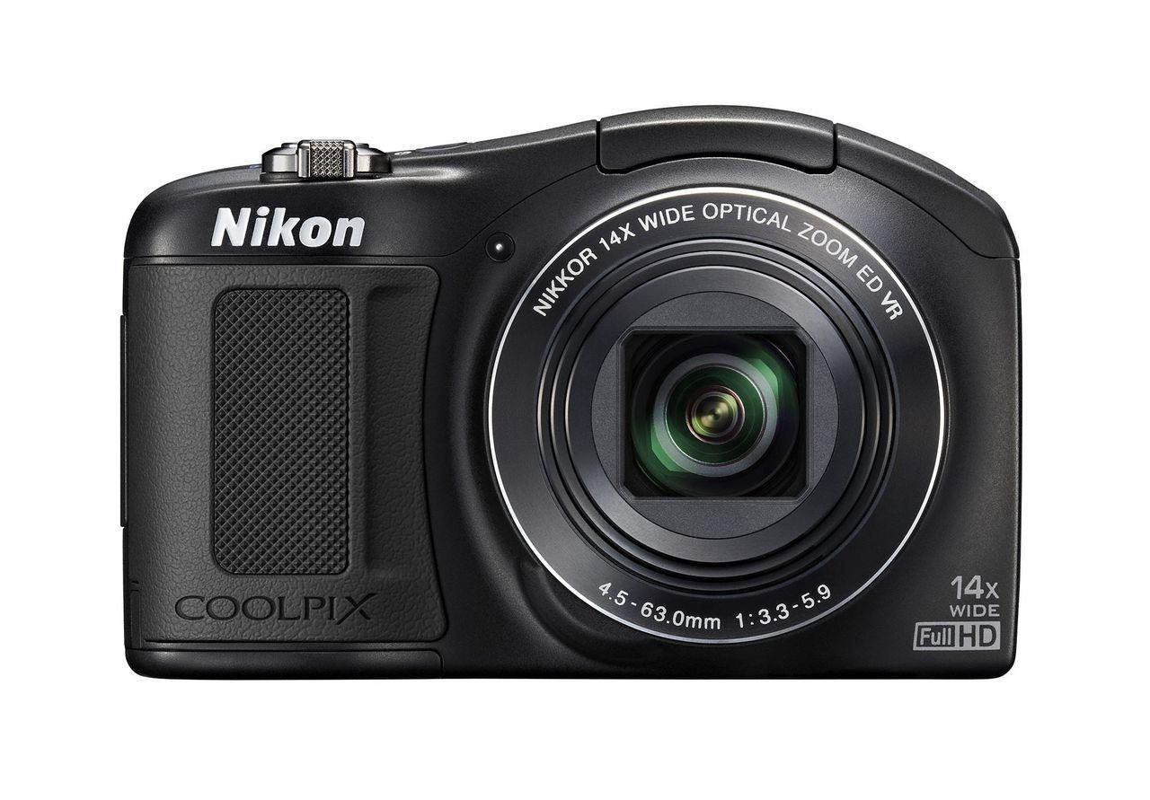 Nya kompaktkameror från Nikon