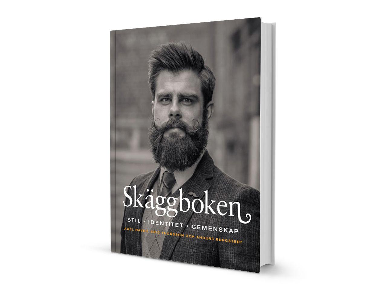 Skäggbloggens bok snart här
