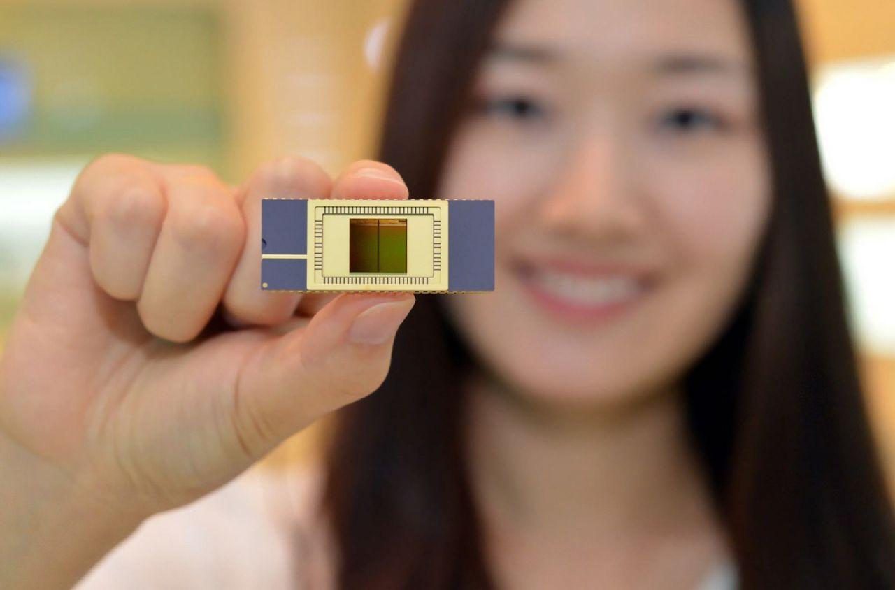 Samsung massproducerar V-NAND