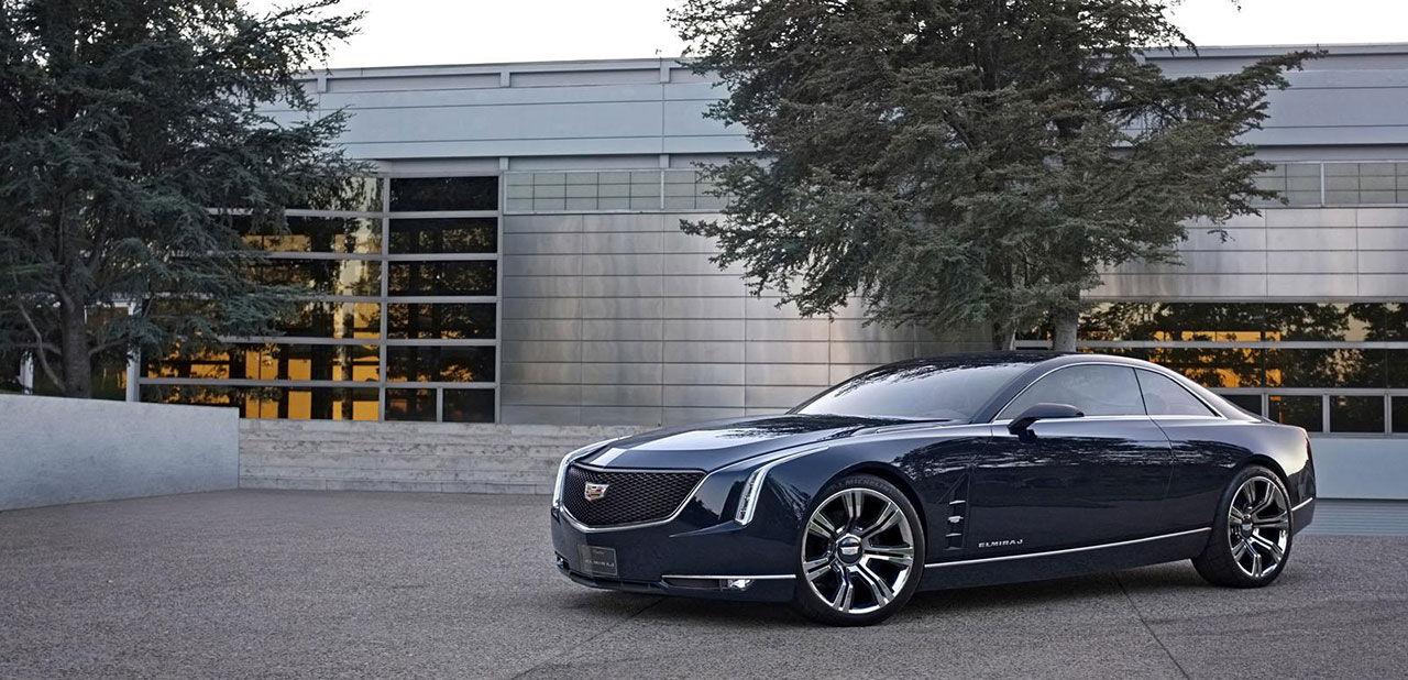 Cadillac visar läckert koncept