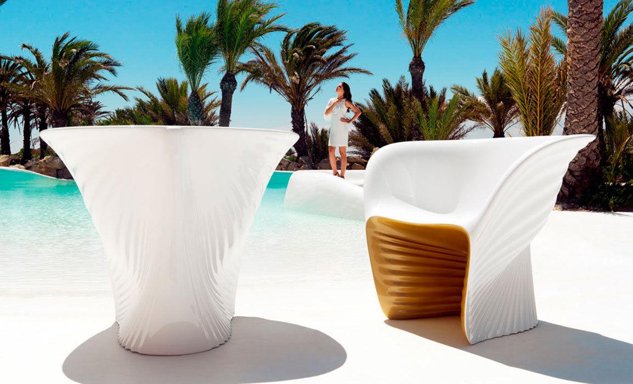 Möbler för lounge-avdelningen